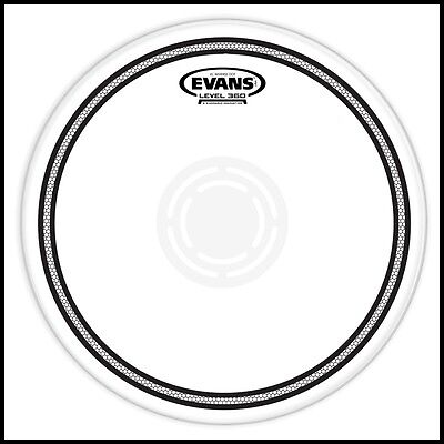 Evans Heads EC1 Reverse Dot Snare Batter Drum Head, 14 inch B14EC1RD