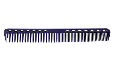 Y S Park YS339 Fine Tooth Purple Cutting Comb