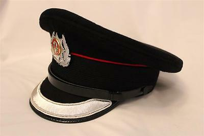 Obsolete Strathclyde Fire Service Station Masters Hat