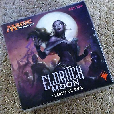 Magic The Gathering Eldritch Moon Prerelease Pack Kit Same Day Shipping