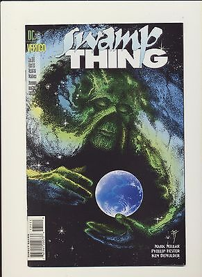 Swamp Thing #171! RARE LAST ISSUE DC / Vertigo Comics 1996! SEE SCANS! KEY! WOW!