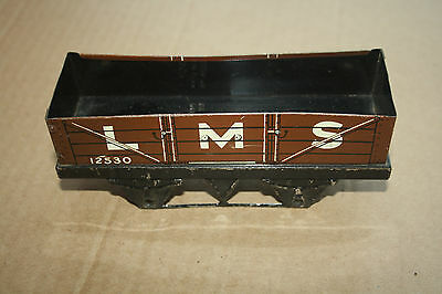 A beautiful  OLD TINPLATE TOY as  DESK or BOOKCASE ORNAMENT Hornby 'O' gauge cm