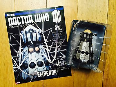 Doctor Who Figurine: Special Issue, Emperor of the Daleks. Eaglemoss, New