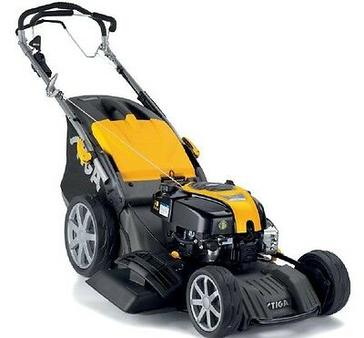 Stiga Excell SVQ B self propelled petrol lawnmower