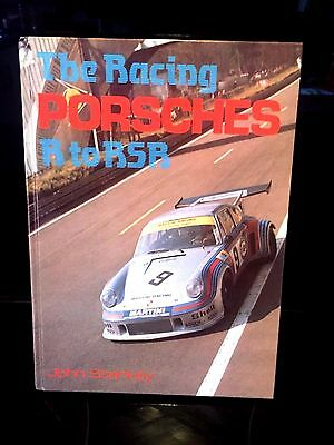 The Racing Porsches: R to RSR (A Foulis motoring book) Hardcover October 1, 1987