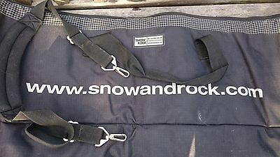 Snow & Rock Padded Snowboard Bag - 170Cm Max