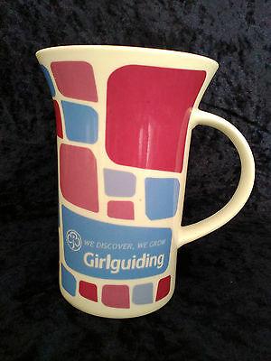 We Discover , We Grow - Girl Guide Ceramic Mug
