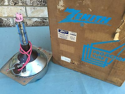 Vintage New Old Stock Zenith Tv Projection Tube Anode Lead Made Usa A13Abqobm