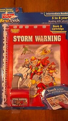 Powertouch Rescue Heroes Storm Warnings