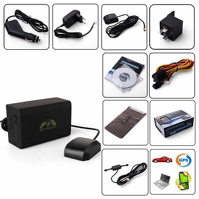 Magnetic Gps Tracker TK104 Tracking Device Car/Vehicle Spy/Hidden/Covert