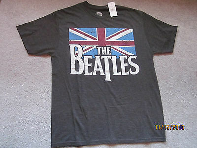 BEATLES T-Shirt NEW WITH TAGS Size: Large NICE!