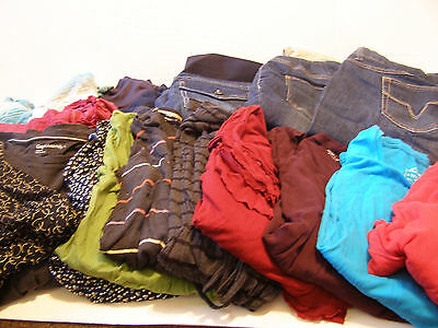 Fall Winter Lot of Maternity Clothes ~ Size M & L ~ Gap, Old Navy, Oh Baby