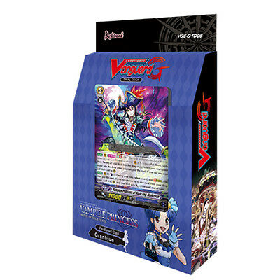 Vanguard G Trial Deck Vol. 8 Vampire Princess of the Nether Hour - English