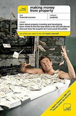 Making Money from Property: The Guide To Propert... by Roberts, Martin Paperback
