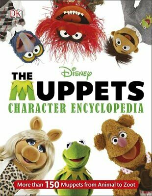 Muppets Character Encyclopedia (Dk) by Dk Book The Cheap Fast Free Post