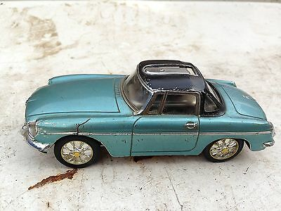 1964 Mgb Convertible Table Lighter
