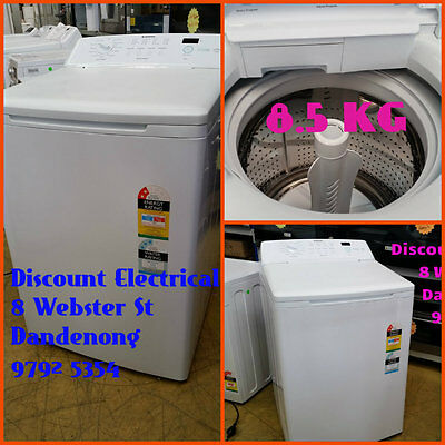 Simpson SWT8542 8.5kg Top Load Washing Machine Factory Second* WE OPEN 7 DAYS