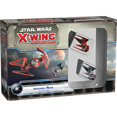 Star Wars X-Wing Miniatures Imperial Aces Expansion