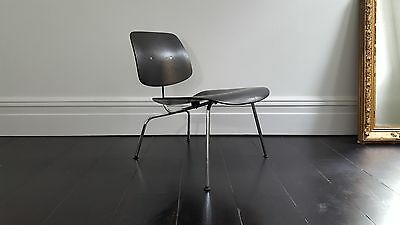Original vintage Charles and Ray Eames LCM recliner