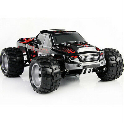 WLtoys A979 1:18 Full Scale Remote Control Car RC 4WD High Speed Race Toy Car