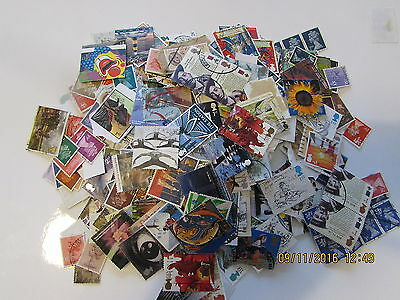Gb Stamps  Job  Lot All  Used  All In  Good  Condition