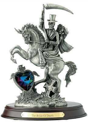 Tudor Mint Myth & Magic Collectors Figurine - The Bride of Death # MM3409