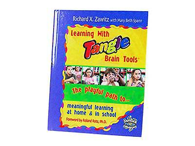 Tangle Creations Book Guide for the use of Tangle in School and Home