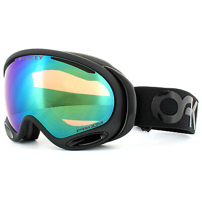 5bed72882f9 Oakley Ski Goggles A Frame 2.0 OO7044-66 Factory Blackout Prizm Jade Iridium