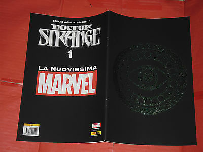 DOCTOR STRANGE N°1-NUMERATA A MANO N° 917- VARIANT COVER LIMITED PANINI-dottor