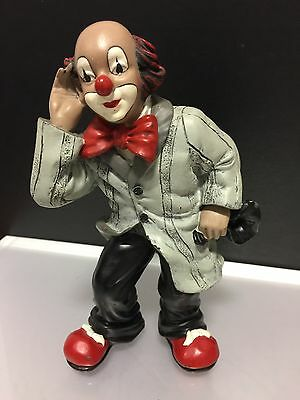 "Gilde Clown "" Horchender "" 15 cm. Top Zustand !!"