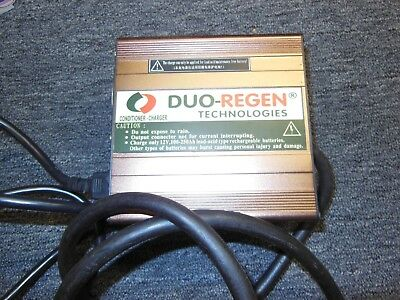 12 VOLT 25 AMP Solid-state BATTERY CHARGER