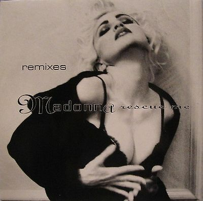 Madonna Rescue Me (Remixes) 12″ Sire – 9362-40035-0 Germany 1991 VG+/VG+
