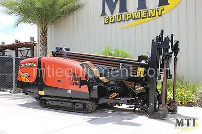 2015 DITCH WITCH JT20 Horizontal Directional Drill - MTI Equipment Inspected