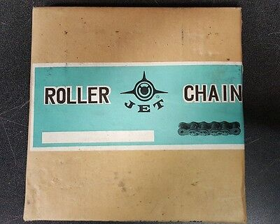 Jet No. 41 Roller Chain 10' NEW IN BOX #41