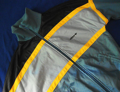 JACKET vintage 70's ADIDAS  tg.42 circa XS-S Made in Finland  RARE