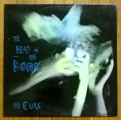 The Cure – The Head On The Door - LP - vinile EX+