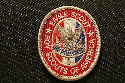 OFFICIAL EAGLE SCOUT PATCH - Boy Scouts of America - BSA - NEW - MINT