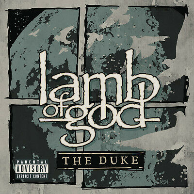 Lamb of God - The Duke [New CD] Extended Play