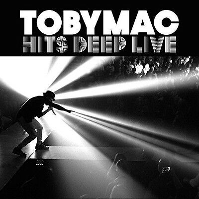 tobyMac - Hits Deep Live [New CD] With DVD