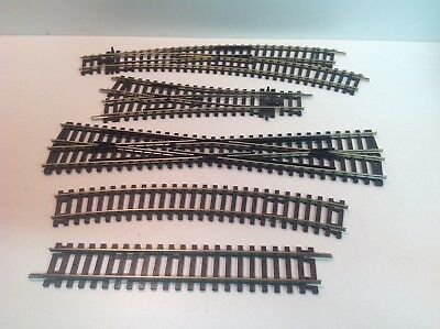 Peco Nickel Silver Track and Points - Catalogue !!!