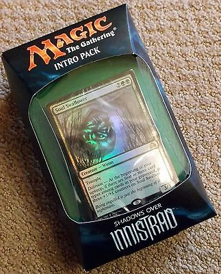 Magic The Gathering Shadows Over Innistrad Horrific Visions Intro Deck Sealed