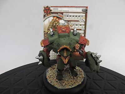 Warmachine Khador Kodiak F35