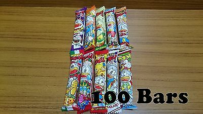 UMAIBO 10kinds Each 10 Bars, Total 100 Bars. Free shipping