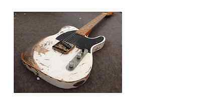 New Style handwork RELIC TL electric guitar handmade hand made guitarra electric
