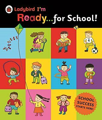 Ladybird I'm Ready for School! by Ladybird Book The Cheap Fast Free Post