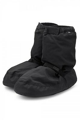 Bloch Warm Up Booties Small, Black