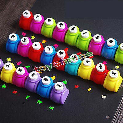 Mini cute Scrapbook Punches Cutter DIY Paper Hole Puncher Shape cutter 1pc