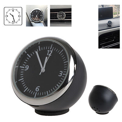 Hot Car Mini Quartz Watch Watch Pointer Digital Clock Decoration Auto Supplies