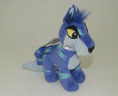 Neopets Series 5 Electric Lupe Plush Doll Soft Toy 16.5CM With KeyQuest Code