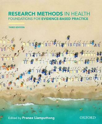 Research Methods in Health: Foundations for Evidence-based Practice 3rd Edition